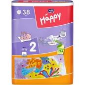 Bella Happy 2 Mini 3-6 kg diapers 38 pieces
