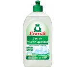 Frosch Eko For allergy products 500 ml liquid dishwashing liquid