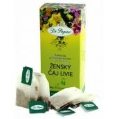 Dr. Popov Women's tea Livia herbal tea for hormonal balance 20 infusion bags 30 x 1.5 g