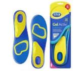 Scholl Gel insoles for Everyday Women's shoes