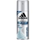 Adidas Adipure 48h antiperspirant deodorant spray without aluminum salts for men 150 ml