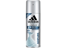 Adidas Adipure 48h antiperspirant deodorant spray without aluminum salts for men 150 ml