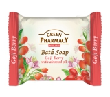 Green Pharmacy Gooseberry fruits and Almond oil toilet soap 100 g