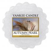 Yankee Candle Autumn Pearl fragrance wax in aromalamp 22 g