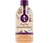 T: BY Tetesept Zeit für Gemütlichkeit Hygge moment with aroma of cocoa butter, vanilla and macadamia nut oil bath foam 420 ml