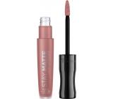 Rimmel London Stay Nude Liquid Lip Color liquid lipstick 709 Strapless 5.5 ml