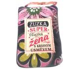 Albi Foldable bag with zipper called Zuzka 42 x 41 x 11 cm