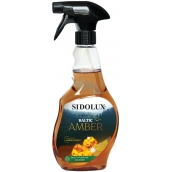 Sidolux Baltic Amber Multi-Purpose Universal Cleaner for Everyday Dirt from All Washable Surfaces Spray 500 ml
