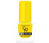 Golden Rose Ice Color Nail Lacquer mini nail polish 178 6 ml