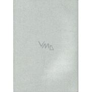 Glitter A4 Notebook - Silver Line 001 7211