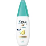 Dove Go Fresh Pear and Aloe Vera antiperspirant deodorant spray pump 75 ml