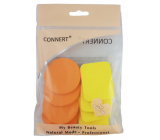 Connert Makeup sponge 4.5 x 4.5 cm, x 5.5 cm set of 8 pieces