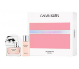 Calvin Klein Women perfumed water for women 50 ml + body lotion 100 ml, gift set