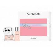 Calvin Klein Women perfumed water for women 50 ml + body lotion 100 ml, gift set