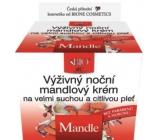 Bione Cosmetics Almond Almond Night Cream Very Dry and Sensitive Skin 51 ml