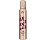 Wella Wellaflex Brilliant Color strong strengthening foam hardener dyed hair 200 ml