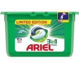 Ariel 3in1 Mountain Spring gel capsules for washing laundry 11 pieces 297 g