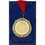 Albi Paper envelope card Medal card - Best Dad W