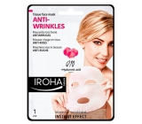 Iroha Tissue Anti-Wrinkles Mask 0122