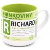 Nekupto Hrnkoviny Mug with the name Richard