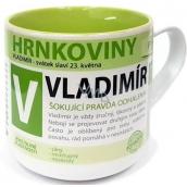 Nekupto Hrnkoviny Mug with the name Vladimir