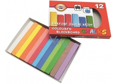 Color chalk chalk 12 pieces KOH-I-NOOR 992037 0170