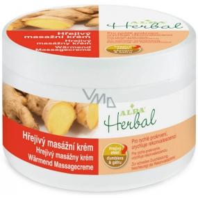 Alpa Herbal Cream Warm 250ml 9826
