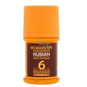 Nubian OF6 Brtacarotene waterproof suntan oil 60 ml