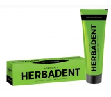 Herbadent Original Bio herbal toothpaste against periodontitis, gum protection and protection against tooth decay 100 g