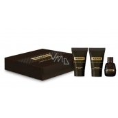 Missoni pour Homme perfumed water 5 ml + shower gel 25 ml + aftershave 25 ml, gift set