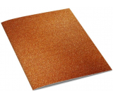 Ditipo Notebook Glitter Collection A4 lined orange 21 x 29 cm 3424