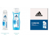 Adidas Climacool antiperspirant deodorant spray for women 150 ml + shower gel 250 ml, cosmetic set