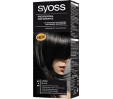 Syoss Professional Hair Color 1 - 1 Black Professional