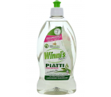Winnis Eko Piatti Aloe Vera concentrated hypoallergenic detergent in a 500 ml container