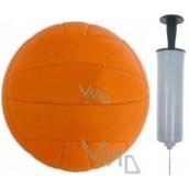 Garnier Volleyball ball orange 1 piece + pump on ball 1 piece