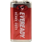 Eveready Red Battery 6F22 9V 1 piece