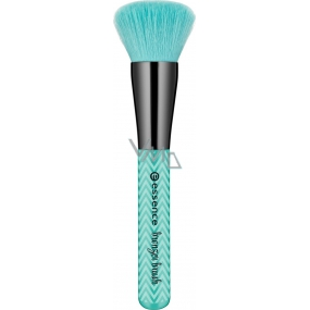 Essence Make Me Pretty Bronzer Brush štětec na bronzer 01 Walkin On Sunshine