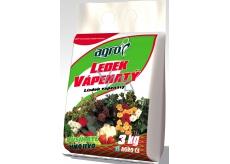 Agro Ledek vápenatý N 15,5% 3 kg Dusíkaté hnojivo