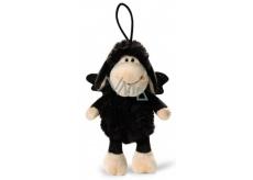 Nici Jolly Sheep black with curtain Soft toy plush plush 15 cm