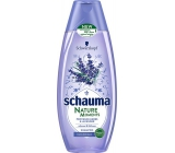 Schauma Nature Moments Provencal herbs and lavender for volume and fullness hair shampoo 400 ml