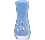 Essence Gel Nail lak na nehty 93 Eclectic Blue 8 ml