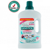 Sanytol White flowers Disinfection for white and colored laundry and washing machines 1 l