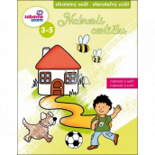 Ditipo Erasable notebook Draw a path 3-5 years 16 pages 215 x 275 mm