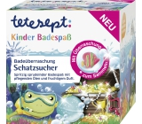 Tetesept Treasure Hunters bath ball for children 140 g