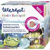 Tetesept Treasure Hunters bath ball for children 140 g