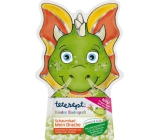Tetesept Dráček bath foam with apple scent for children 40 ml