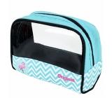 Wallet with window Flamingo 8785