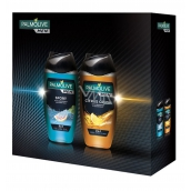 Palmolive Men Citrus shower gel 250 ml + Sport shower gel 250 ml, cosmetic set