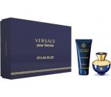 Versace Dylan Blue pour Femme Eau De Parfum 30 ml + Body Milk 50 ml, Gift Set