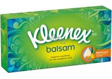 Kleenex Balsam hygienic handkerchiefs 3 layer 72 pieces